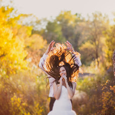 Wedding photographer Anna Balan (annabalan7). Photo of 16.10.2014