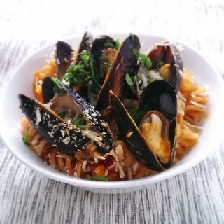 Spicy Pasta Mussels Recipes