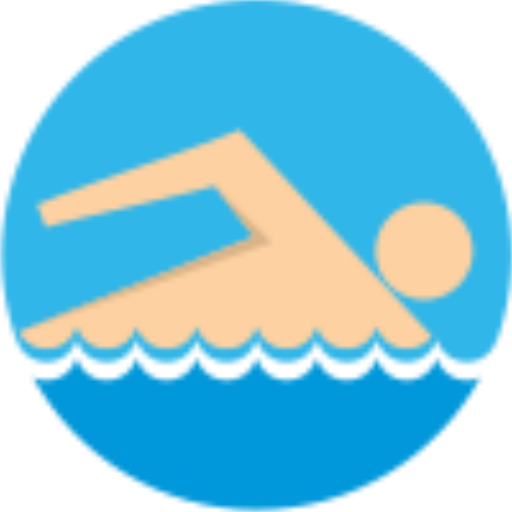 GoSwim 運動 App LOGO-硬是要APP
