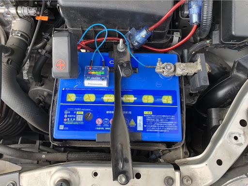 バッテリー マーク x トヨタ レクサス