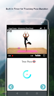 Yoga Guru : Your Personal Yoga & Fitness Trainer Screenshot