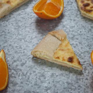 Orange Cream Cheese Tart