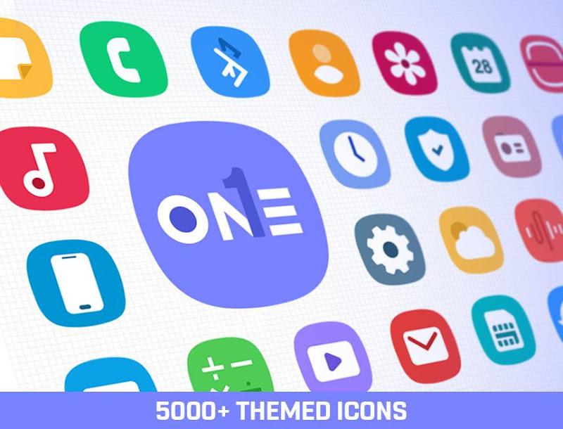 ONE UI Icon Pack : S10 Screenshot 6