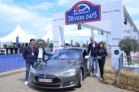 Nieuwpoort Drivers Days Electric Rally