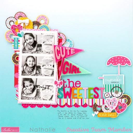 My Candy Girl & Bella Besties Week  Day 3 | Nathalie DeSousa