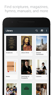 Gospel Library- screenshot thumbnail
