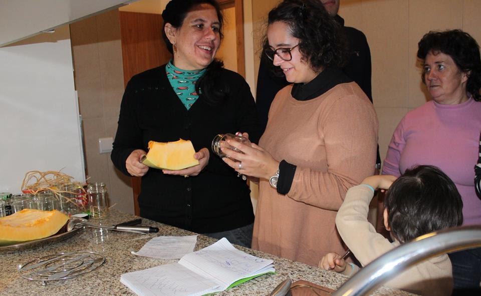 Atelier de cozinha na Misericórdia de Lamego junta beneficiárias do RSI