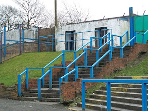 Photo: 15/03/08 v Berwick Rangers (SFL3) 1-2 - contributed by Gary Spooner