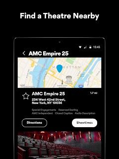 AMC Theatres screenshot 05