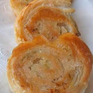 Citrus Palmier Pinwheels