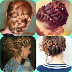 French Braid Hairstyles - Android Apps on Google Play