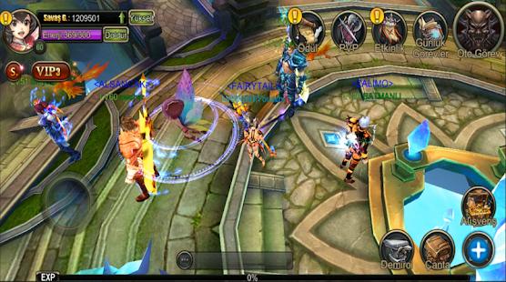 Dragon Hearts mod apk