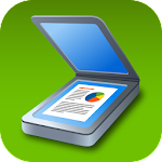 Clear Scanner: Free PDF Scans Icon