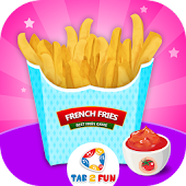 French Fries Maker-A Fast Food Cooking Game