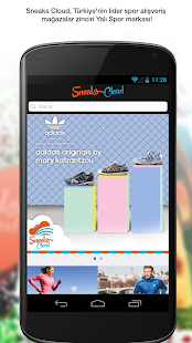Sneaks Cloud- screenshot thumbnail