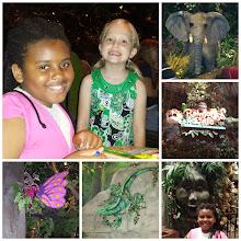 Photo: Rainforest Cafe visit 5/10/14