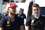 """Kylian Hazard : """"Ik vind Thorgan ondergewaardeerd, er wordt niet genoeg over hem gepraat"""""""