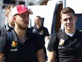 """Kylian Hazard : """"Je trouve que Thorgan est sous-coté, on ne parle pas assez de lui"""""""