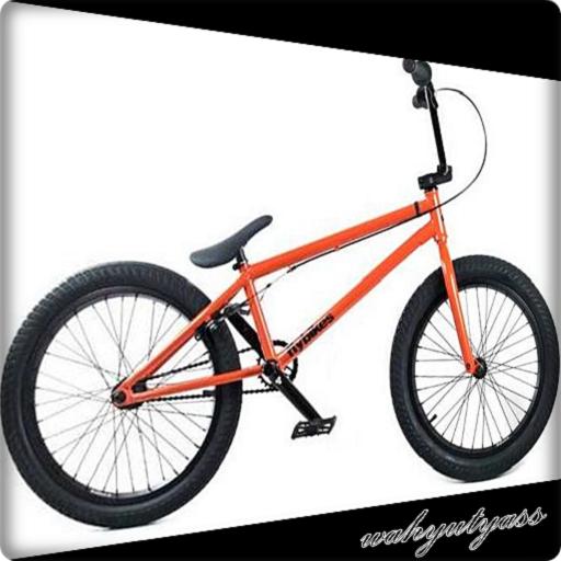 Design BMX Bike