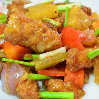 Sweet and Sour Fish Fillets (Lapu-Lapu)