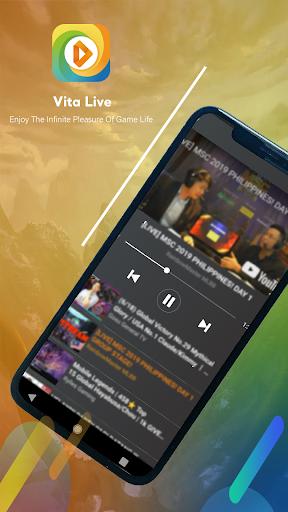 Vita Music screenshot 2