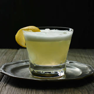 The Rabbit Gin Sour.