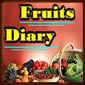 Fruits Diary icon