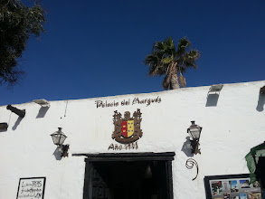 Photo: palacio del marques, teguise, 1455