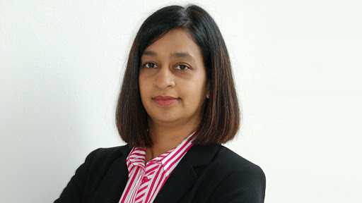 Prabashni Naidoo, director at AWS ZA.