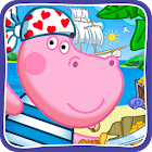 Hippo's tales: Pirate games icon