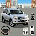 Real Prado Car Parking Games 3D: Driving Fun Games apk