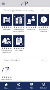 Download Pareto Securities - AML For PC Windows and Mac apk screenshot 2