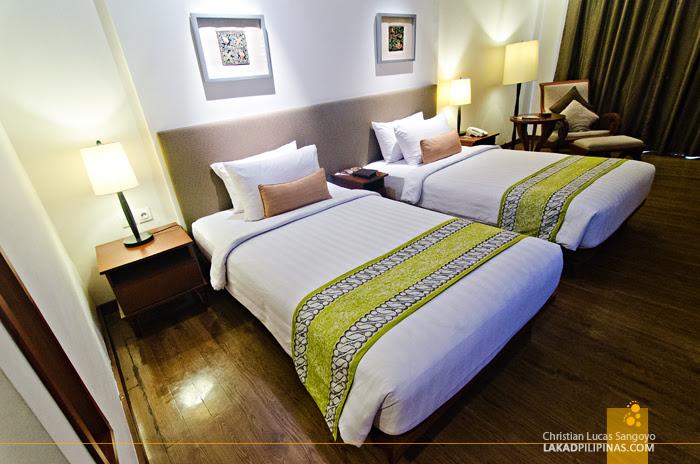 Jambuluwuk Yogyakarta Deluxe Room