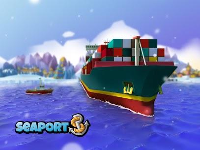 Sea Port: Ship Trade and Strategy Simulator 1