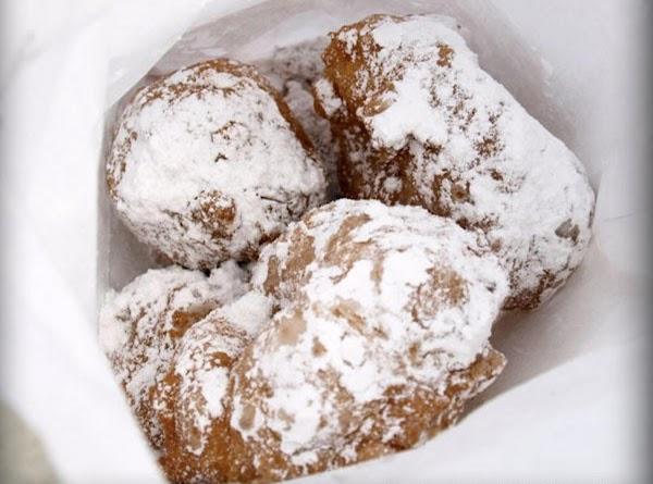 Italian Fried Zeppoles Recipe