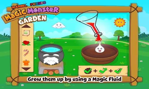 Marbel Monster Garden - náhled