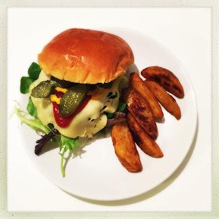 Basic Burger Recipe
