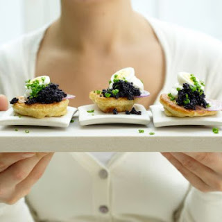 Chive Blinis Recipes