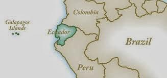 Photo: Ecuador also include the famous Galapagos Islands.