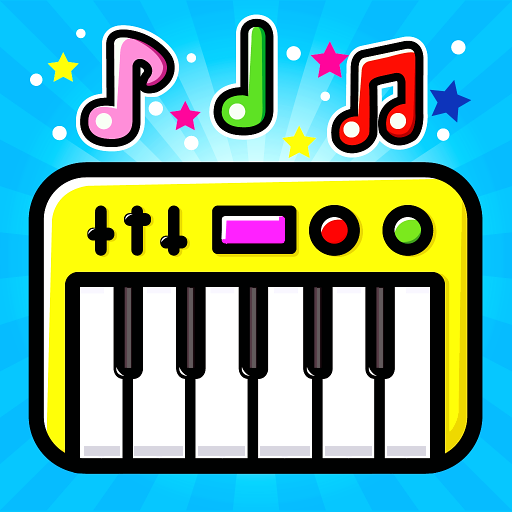 Baby Piano Games & Music for Kids Free