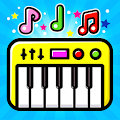 Baby Piano Games & Music for Kids & Toddlers Free download