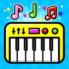 Baby Piano Games & Music for Kids Free icon