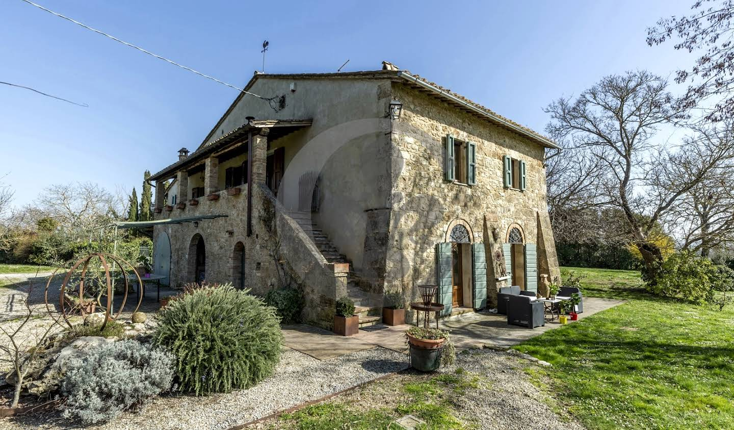 Farm house with garden and pool Sarteano