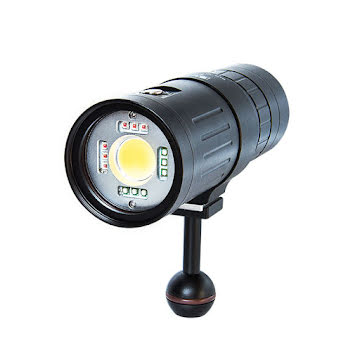 SCUBALAMP 5000 WRB STD STROBE & VIDEO LIGHT