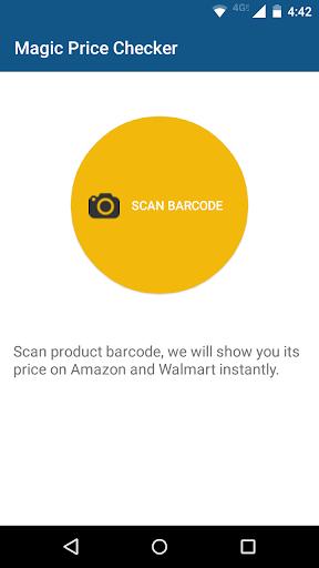 Barcode Scan Amazon Price 4.7 screenshots 1