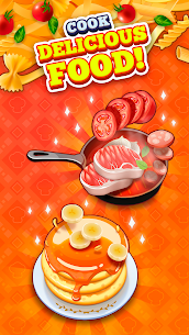 Spoon Tycoon Mod Apk- Idle Cooking Manager (Unlimited Money) 5
