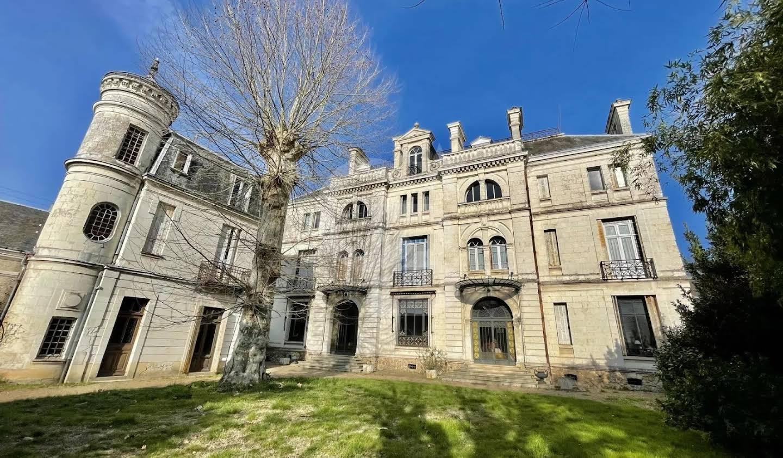 Hôtel particulier Château-du-Loir