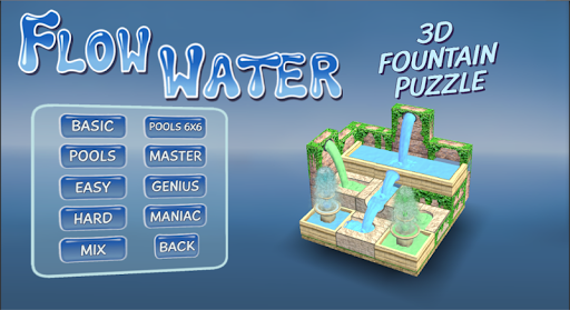 Flow Water Fountain 3D Puzzle Screenshots 15
