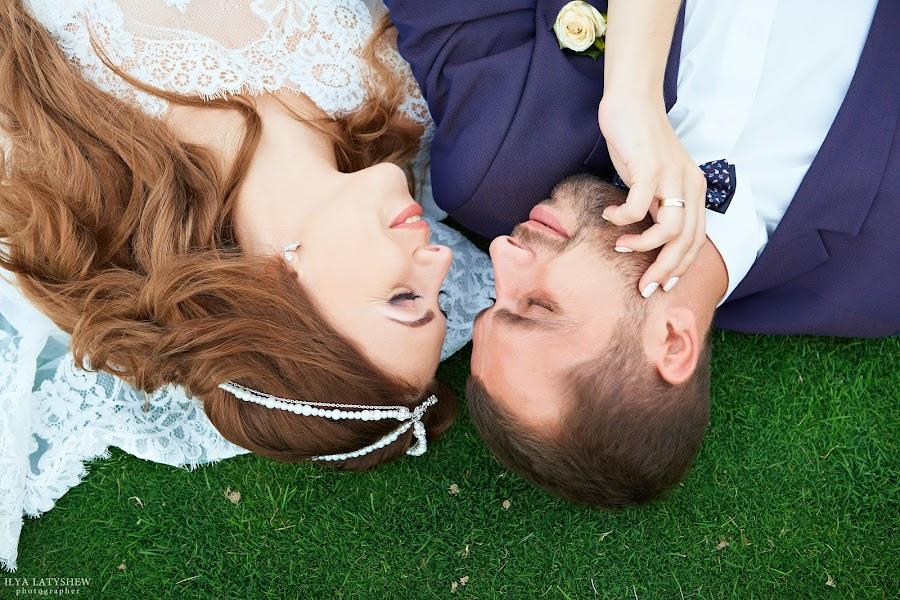 Wedding photographer Ilya Latyshev (iLatyshew). Photo of 17.04.2019