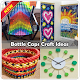 DIY Creative Bottle Caps Crafts for PC-Windows 7,8,10 and Mac
